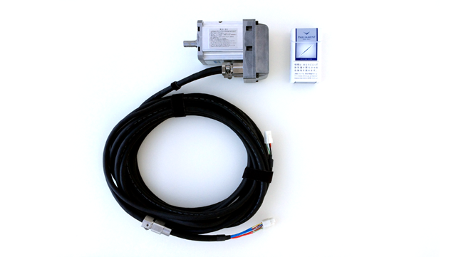 Small-sized Explosion-proof AC Servo Motor   Motor and Cable
